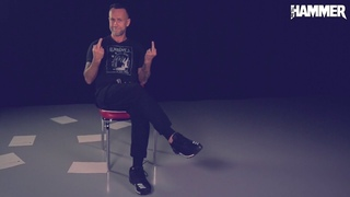 Nergal responds to YouTube comments for Metal Hammer