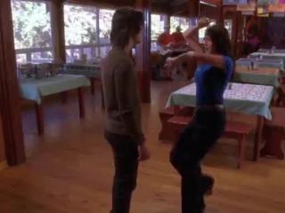 Рок в летнем лагере / Camp Rock (Мэттью Даймонд / Matthew Diamond) [2008 г., комедия, мелодрама, мюзикл, семейный, DVDRip]