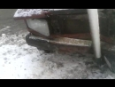 51 автобус столкнулся с семёркой ОСТОРОЖНО, МАТ