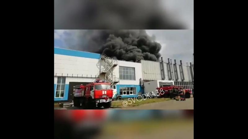 пожар ИАЗ