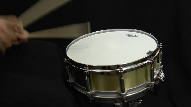 Pearl 14x5 Free Floating Brass