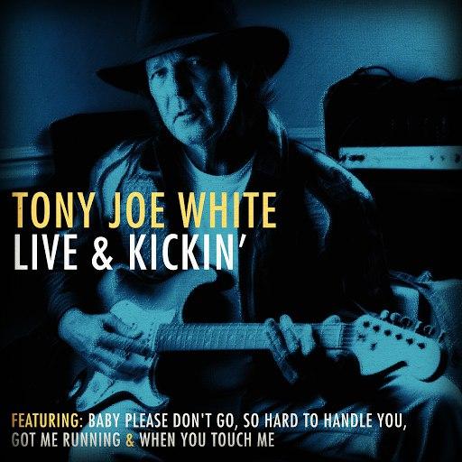 Tony Joe White альбом Tony Joe White Live & Kickin'