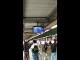 Sabor A Mi in Mexico City train station - - My TeenChoice for ChoiceInternationalArtist is EXO @weareoneEXO