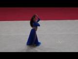 Шикарный восточный танец. Танец живота ( 480 X 854 ).mp4