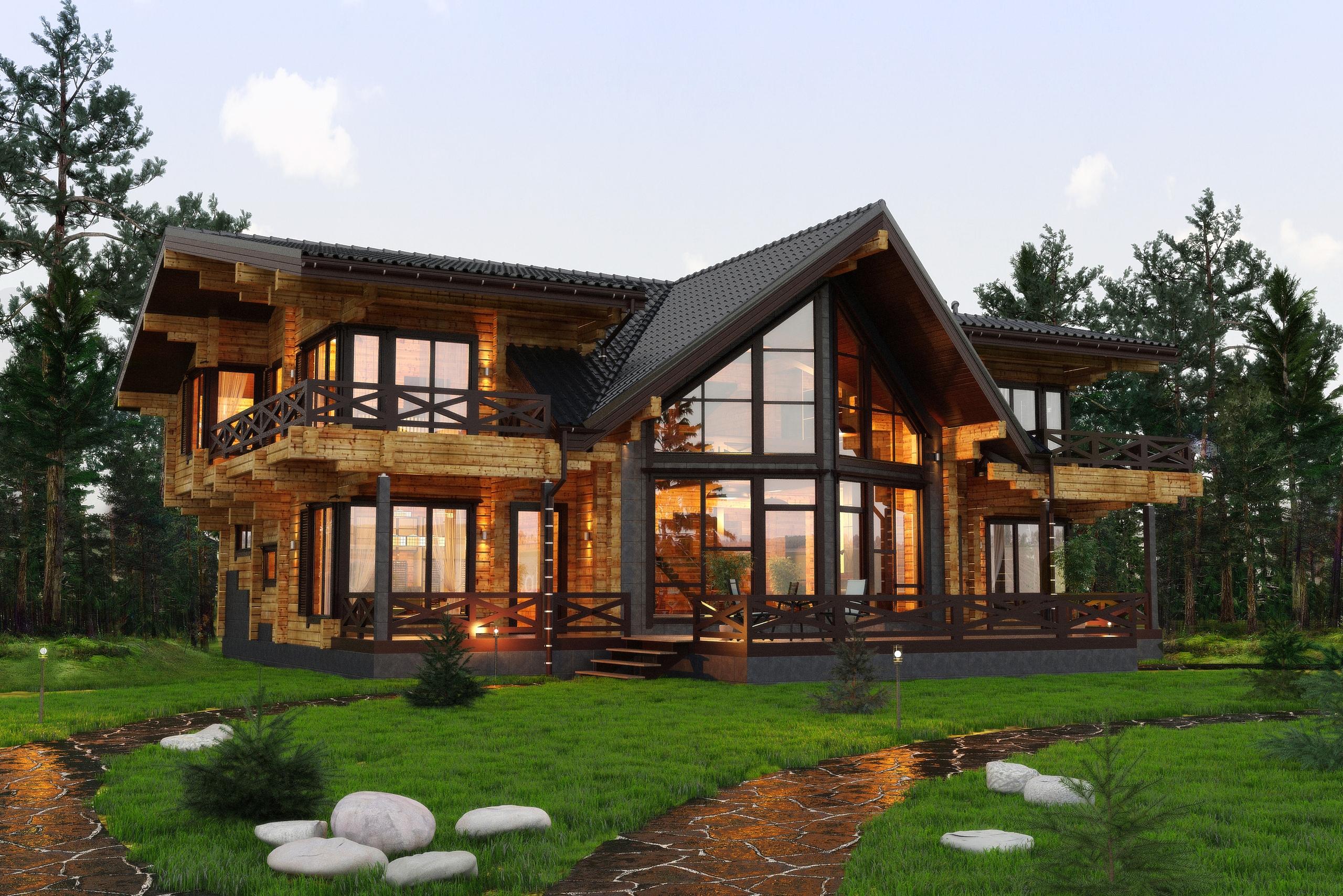 картинки общих домов статья