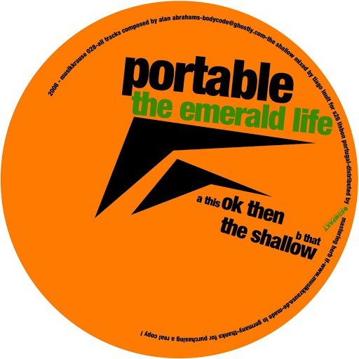 Portable альбом The Emerald Life