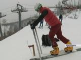 Сборная по сноуборду проводит в Красноярск последние тренировки перед Играми в Корее