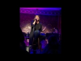 Jenna Ushkowitz singing Sara Bareilles Gravity at 54Below