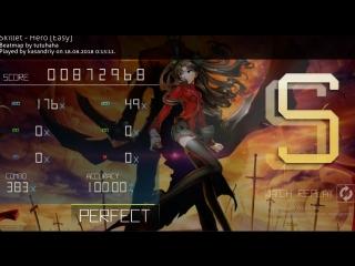 osu! Skillet - Hero Easy @kasandriy