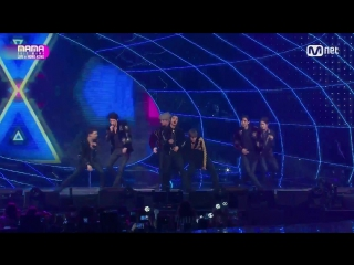 [2017 MAMA in Hong Kong] EXO I See You(KAI Solo) + Kinetic Perf. + POWER(Remix Ver.)