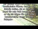 Das politische Testament Muammar al-Gaddafis _ 01.07.2018 _ www.kla.tv-12661.mp4