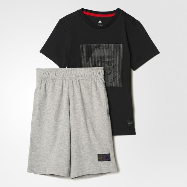 Комплект: футболка и шорты Star Wars Summer