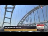 За неделю по Крымскому посту проехали более 100 тысяч автомобилей