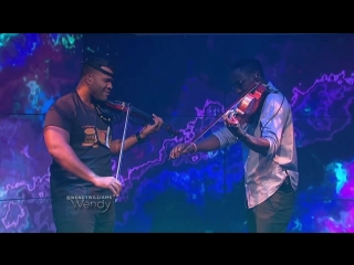 Black Violin Performs Runnin On The Wendy Williams Show