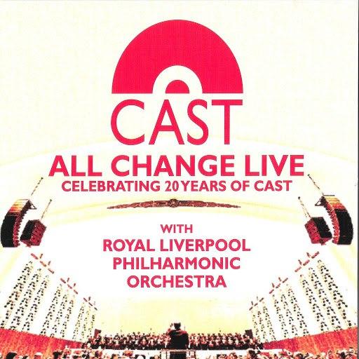 Cast альбом All Change Live