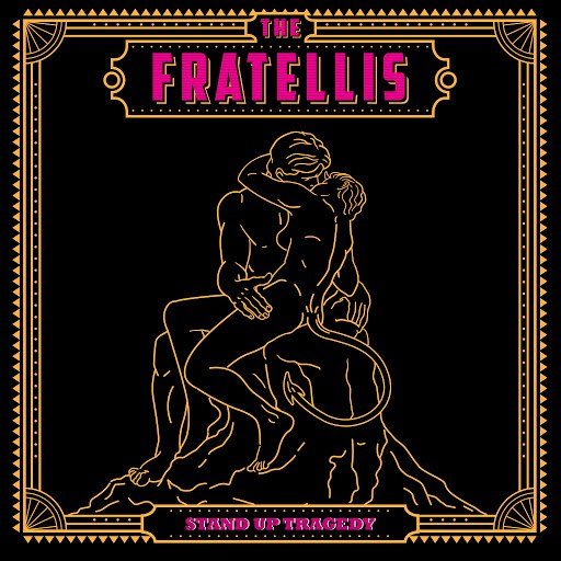 The Fratellis альбом Stand Up Tragedy