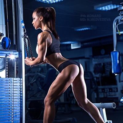 Юлия мудрая фитнес бикини