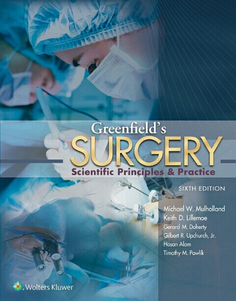 Greenfield's Surgery: Scientific Principles Practice