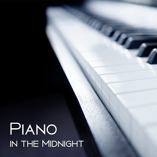 Instrumental альбом Piano in the Midnight – Calming Jazz, Mellow Sounds, Relaxed Jazz, Instrumental Music