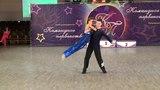 2.6.2018 КП Final A-class Fast 2 место №474 Илья Тимофеев - Екатерина Черданцева