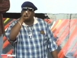The Notorious B.I.G. - Throws Water Bottle at DJ Big Kap (Live at Summer Jam 1995) by Hip-Hop Temple