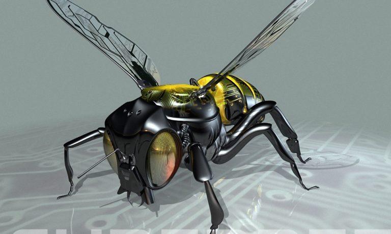 Из насекомых уже делают киборгов