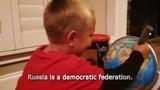 Russia is a democratic federation funny boy