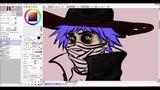 Vita Univerce Concept art - Vigilante (SpeedPaint)