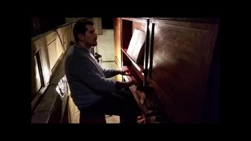 590 J. S. Bach - Pastorella [incomplete (?)] F Major, BWV 590 - Simone Stella