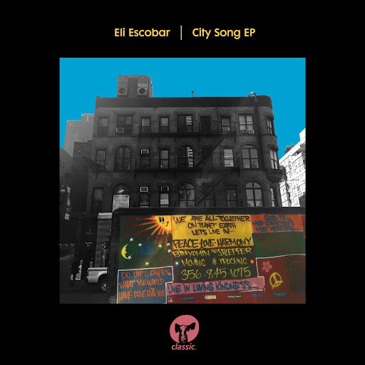 Eli Escobar альбом City Song EP
