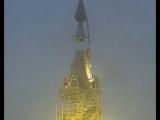 Шпиль «Лахта центра» был установлен при помощи самого высокого в Европе крана