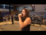 Manowar - Heart Of Steel - Choir and Orchestra Rehearsal