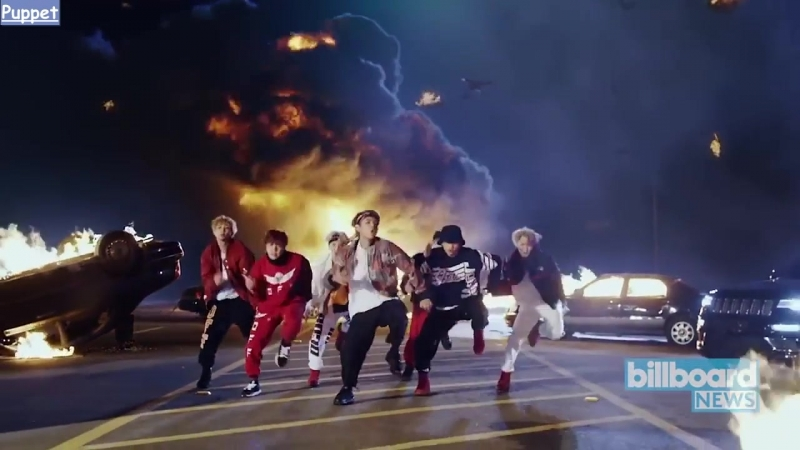 [Billboard News] BTS' J-Hope Shares 'Airplane' Music Video [RusSub]@180308