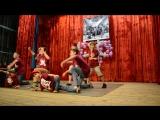 Отчётник Flower Power 2018 Break Dance 2