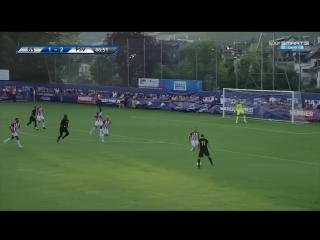 Hazırlık Maçı Galatasaray-PSV 2.Yarı