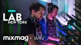 TUBE &amp BERGER in The Lab NYC