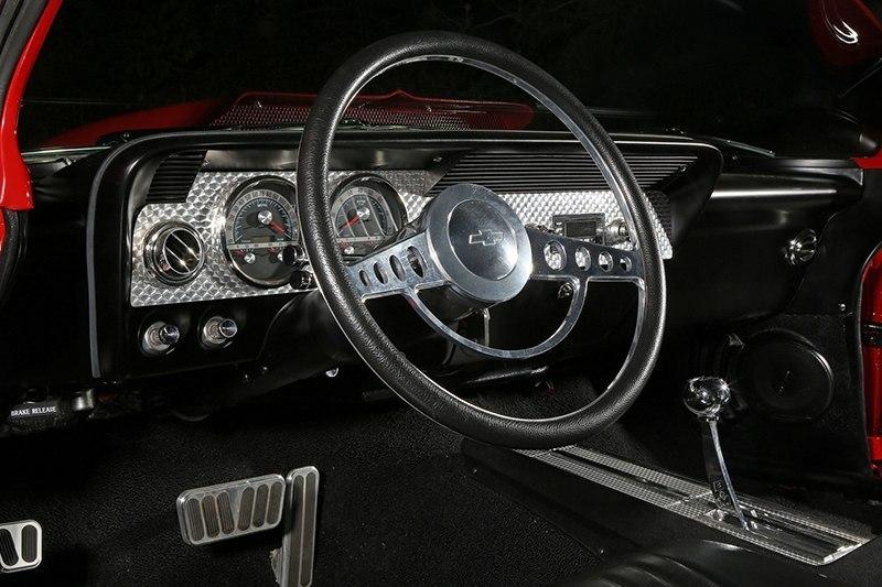 Chevy Impala 1962 года: самый правильный кастом, изображение №17