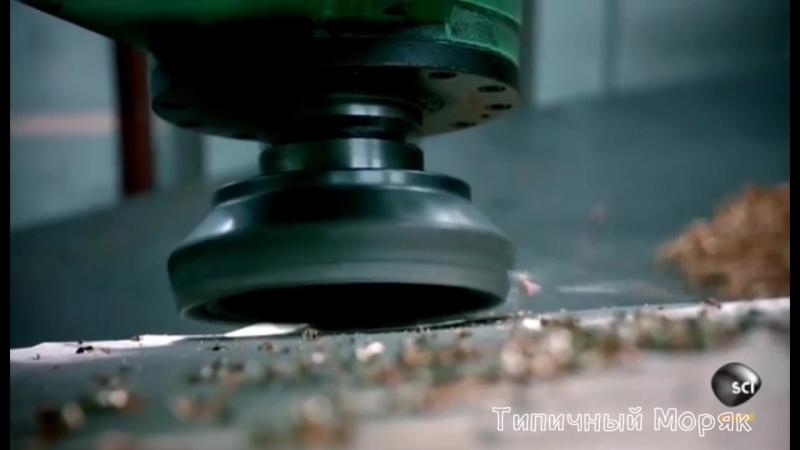 Изготовление лопастного винта