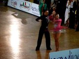 Vincenzo Mariniello &amp Sara Casini - Trofeo Colombo 2011 - Jive.MOV