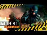 Battlefield Hardline - Лучшие Моменты Нарезка
