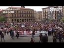 Десятки тысяч испанцев протестуют из-за приговора насильникам