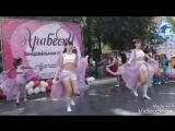 Шоу-группа САПФИР...Танцевальная студия АРАБЕСКИ (рук.Буймова Олеся)