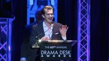 Andrew Garfield wins Best Actor in a Play for