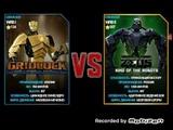 Gridlock vs Zeus месть Гридлока .кто чемпион