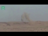 Сирия САА уничтожила логово боевиков на северо-востоке Даръа