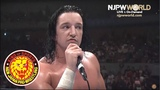 Jay White's promo after defeating Tana.