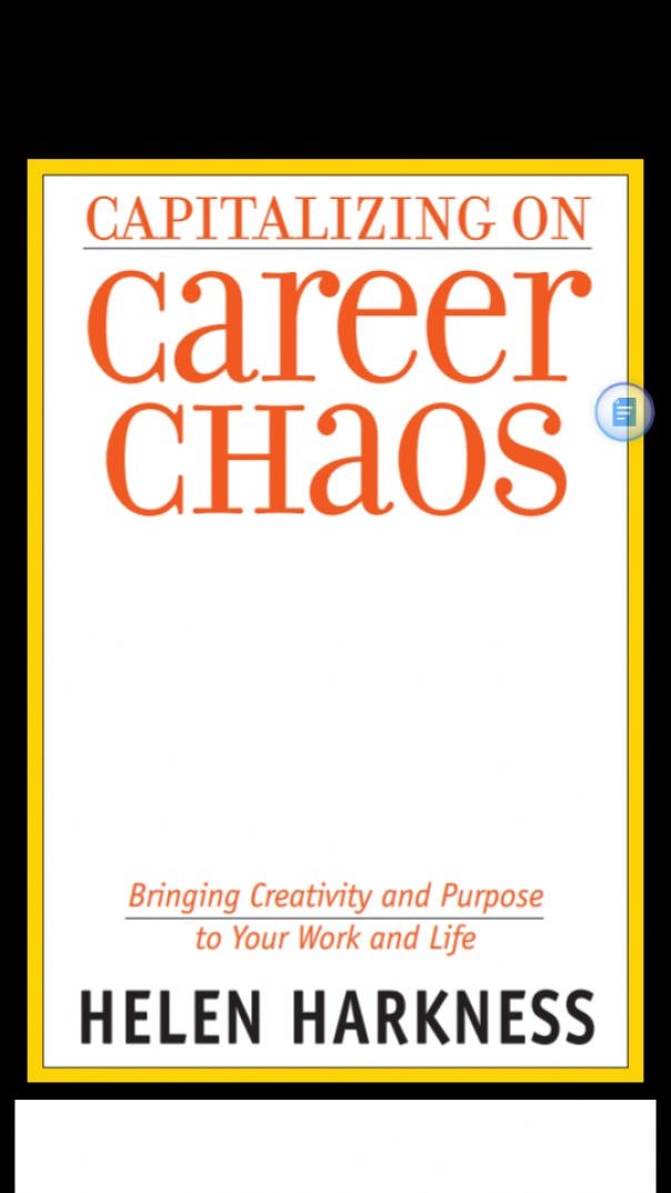 Capitalizing on Career Chaos