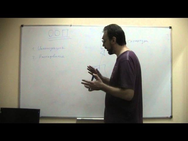 Лекция по основам Java ООП, объекты, классы, интерфейсы, JVM, JDK, JIT