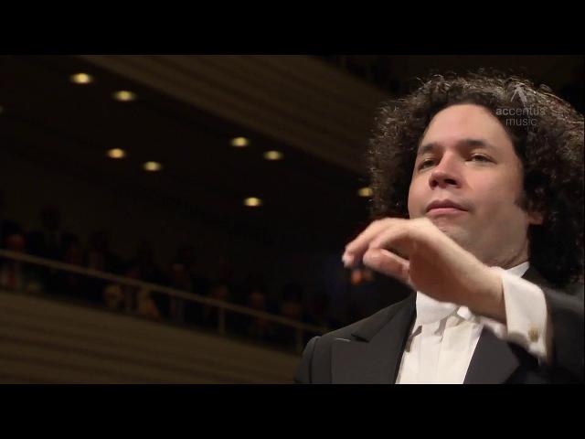 Maurice Ravel: Bolero / Gustavo Dudamel conducts the Wiener Philharmoniker at Lucerne Festival 2010