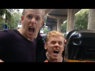 Foreigners VS Indians in Mumbai Traffic | 2 Foreigners In Bollywood